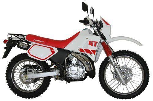 Formula 4T 200